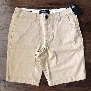 Hollister shorts for men